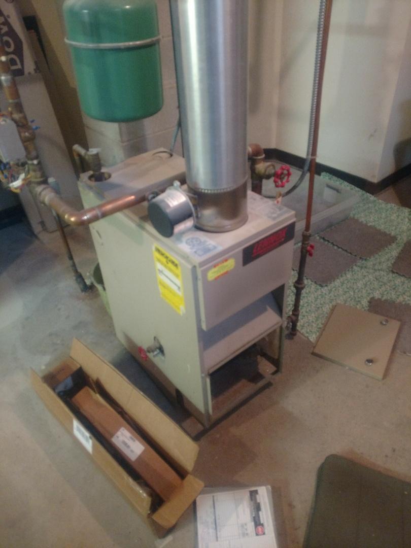 Mora, MN - Lennox boiler tune up maintenance