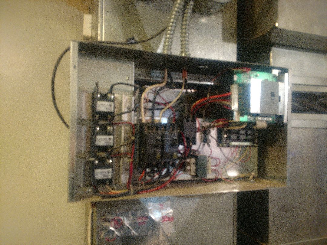 Dalbo, MN - Service on Thermolec electric plenum heater