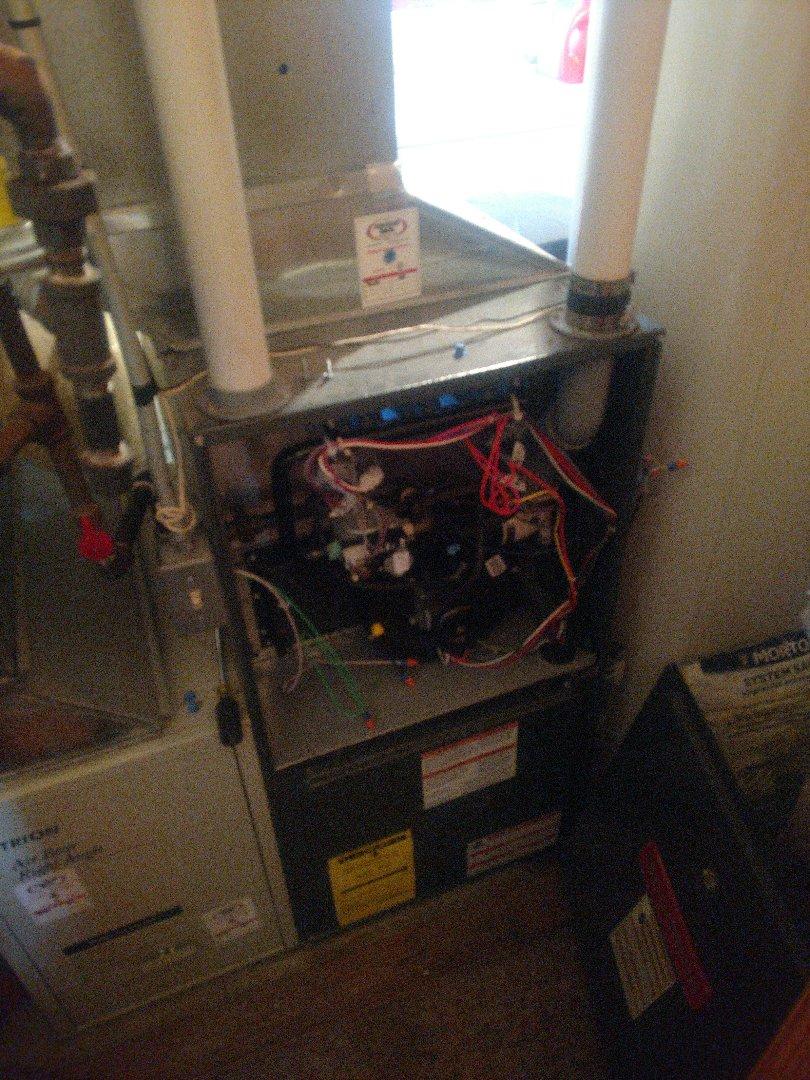 Isanti, MN - Goodman furnace maintenance tune up service