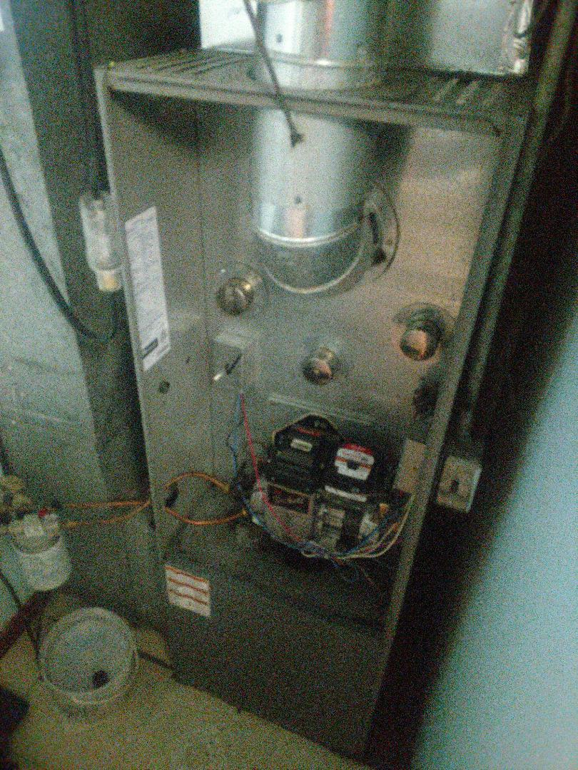 Armstrong fuel oil furnace service.