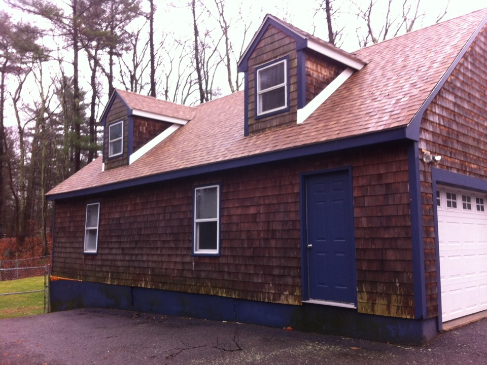Middleton, MA - Just started window trim repair for a family in Middleton ma