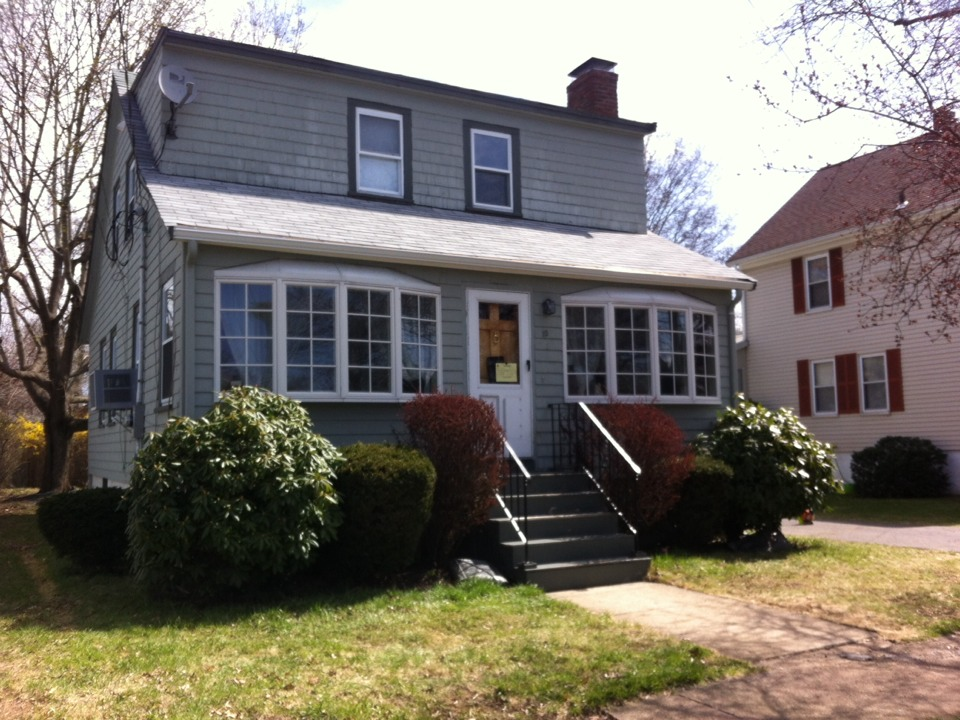 Danvers, MA - Checking on a roof and gutter with carpentry project we just finished in Danvers