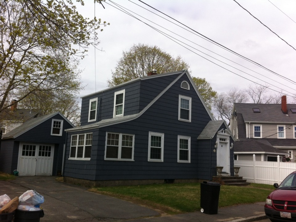 Marblehead, MA - Estimating gutter protection and carpentry project in Marblehead