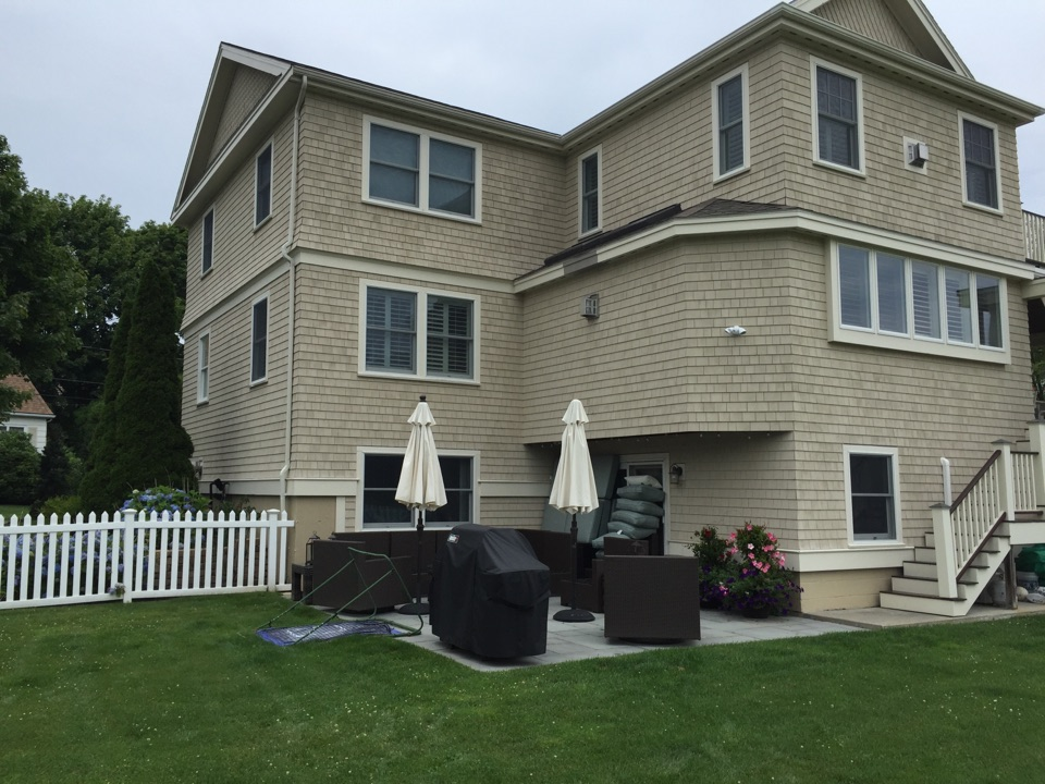 Swampscott, MA - Estimating a gutter job in Marblehead with some logistical challenges