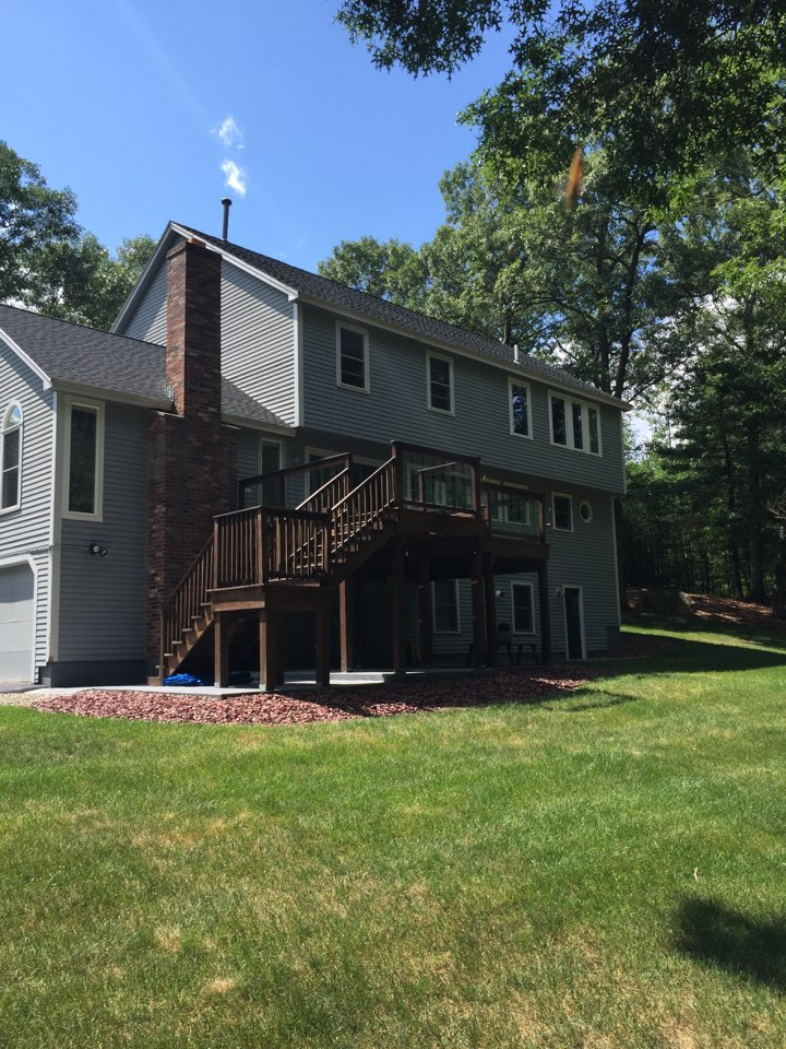 Andover, MA - Estimating an insulation and ventilation project in Andover