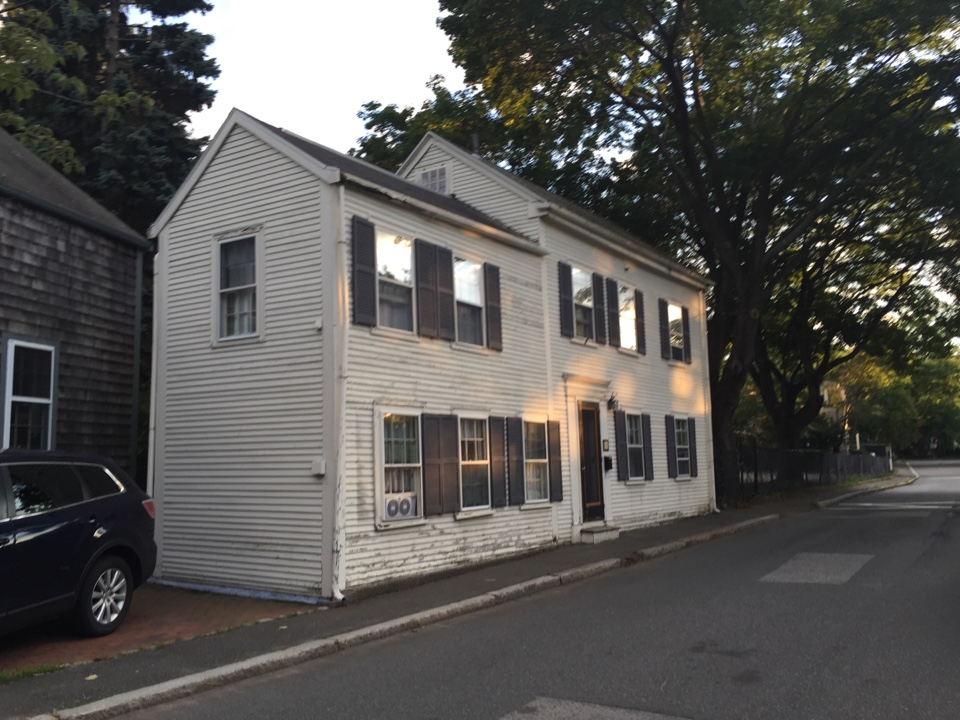 Marblehead, MA - Estimating a gutter replacement project with a decent amount of carpentry on a very old home in Marblehead