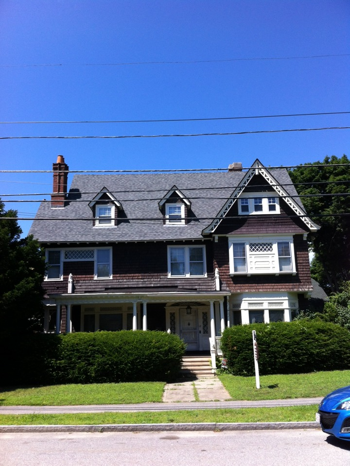 Andover, MA - Just wrapped up a roofing project in Andover Ma
