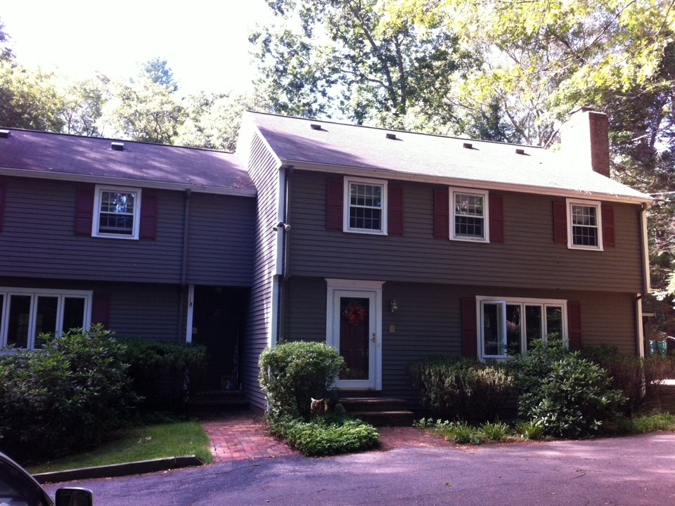 Topsfield, MA - Just started estimate James hardie siding replacement for a family in topsfield ma
