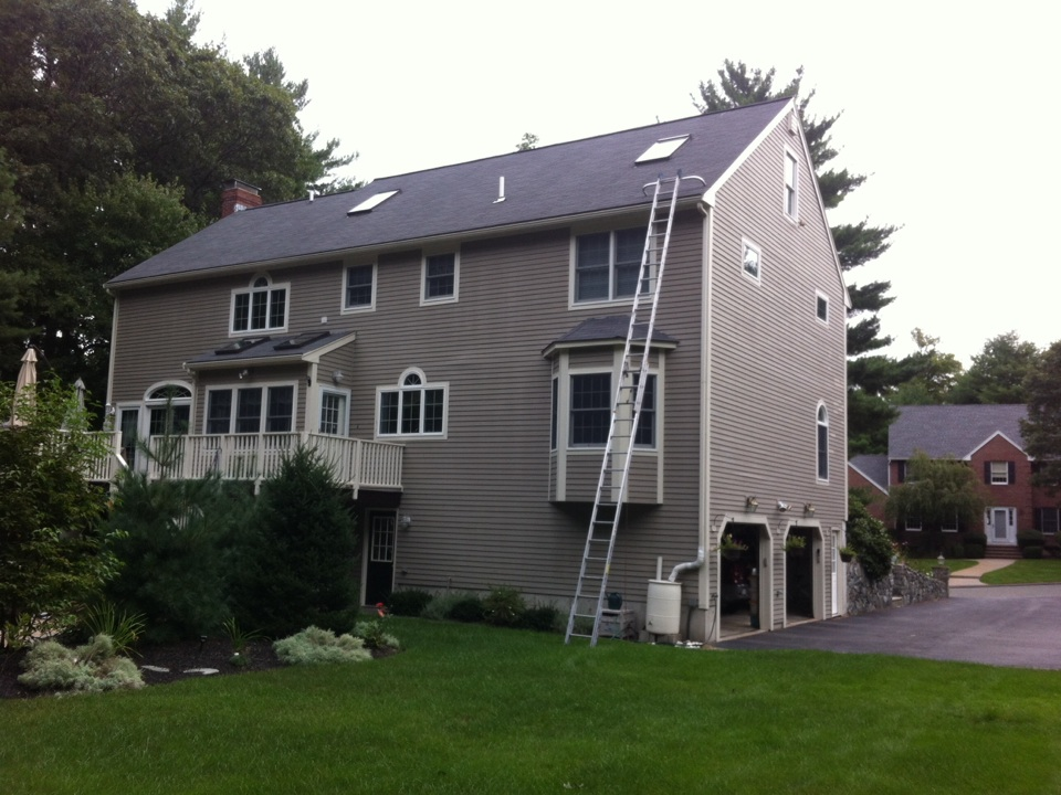 Middleton, MA - Looking at a potential root project for one of our insulation customers.