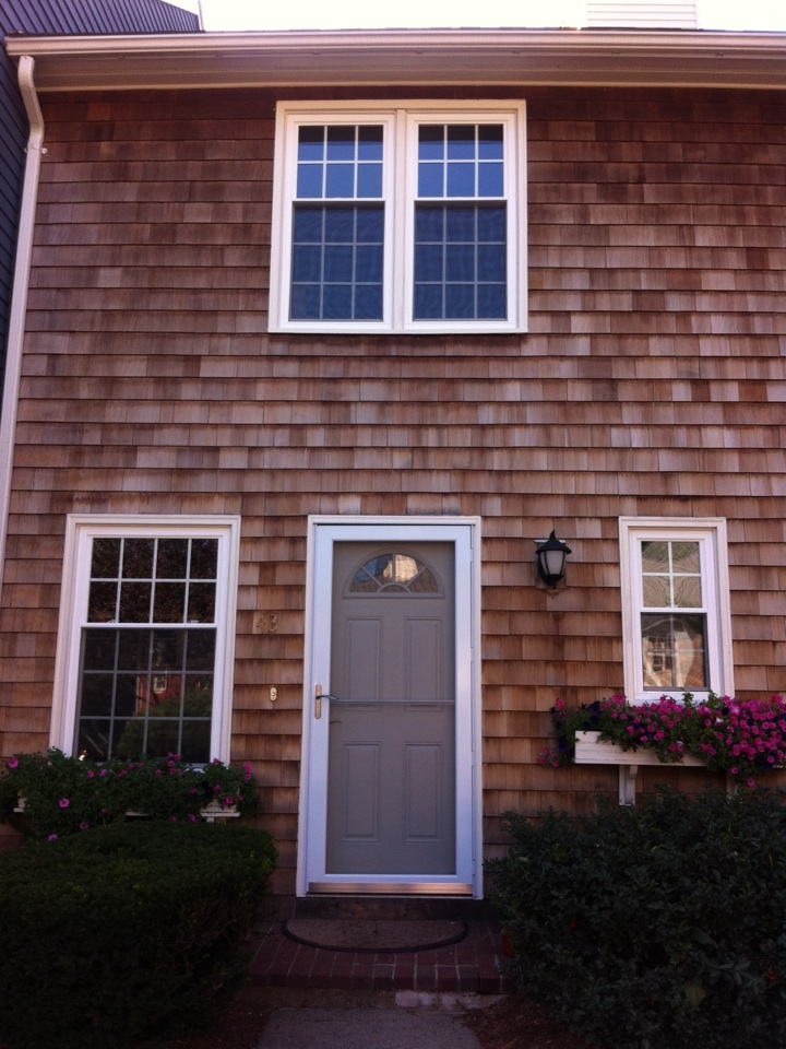 Swampscott, MA - Just finished window replacement for a family in swampscott ma