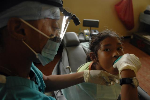 Atmore, AL - EXAM CHILD DENTAL CLEANING  FLUORIDE APPLICATION