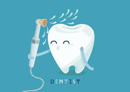 Orange Beach, AL - Dental cleaning and checkup, flossing, scaling and exam