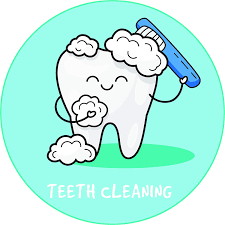 Tooth cleaning, dental health