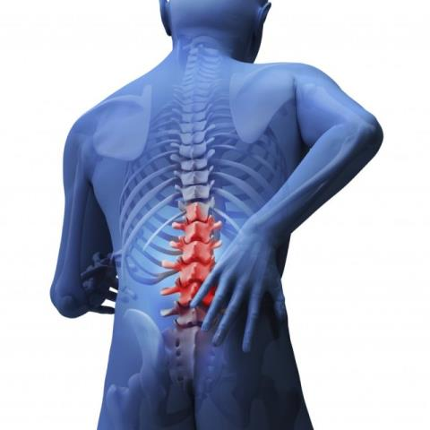 Helping a patient on vacation with low back pain. By using a combination of chiropractic, PRRT, and myofascial release the patient is feeling much better and able to enjoy vacation.