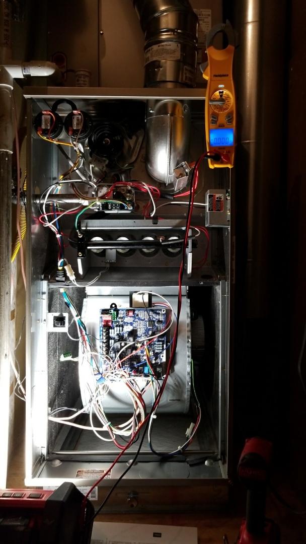 Canyon, TX - Repairing Bryant Heat Pump Extreme system!
