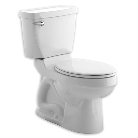 Overland Park, KS - Installation of two new American Standard chair hight elongated toilets.