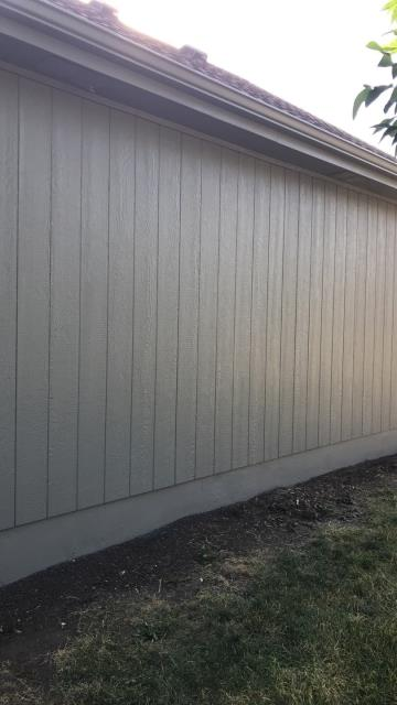 Raymore, MO - Exterior Painting of home- freshen up your house with a new color by Sherwin Williams