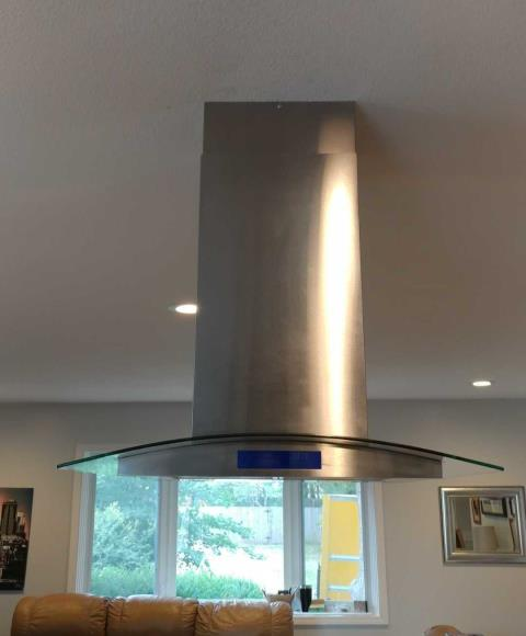 Kansas City, MO - Correct ventilation will help reduce smoke and food smell in your kitchen.  Check out multiple styles that add a great design element to the room.