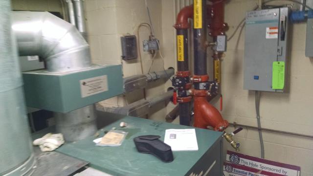 Carmel, IN - Boiler