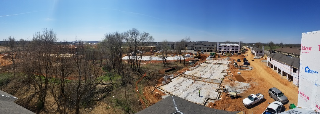 Rogers, AR - Quality Assurance Roofing is Greatful to be part of the construction at the Palisades Apartments in Rogers Ar. Call us for any of your Multifamily projects. We would Love to take part in your Contruction Projects. Www.myassuranceroofing.com