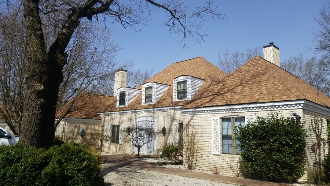 Eureka Springs, AR - New certainteed landmark roof