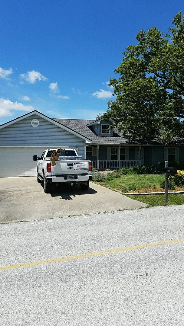 Holiday Island, AR - Another Awesome job Completed in Holiday Island Ar