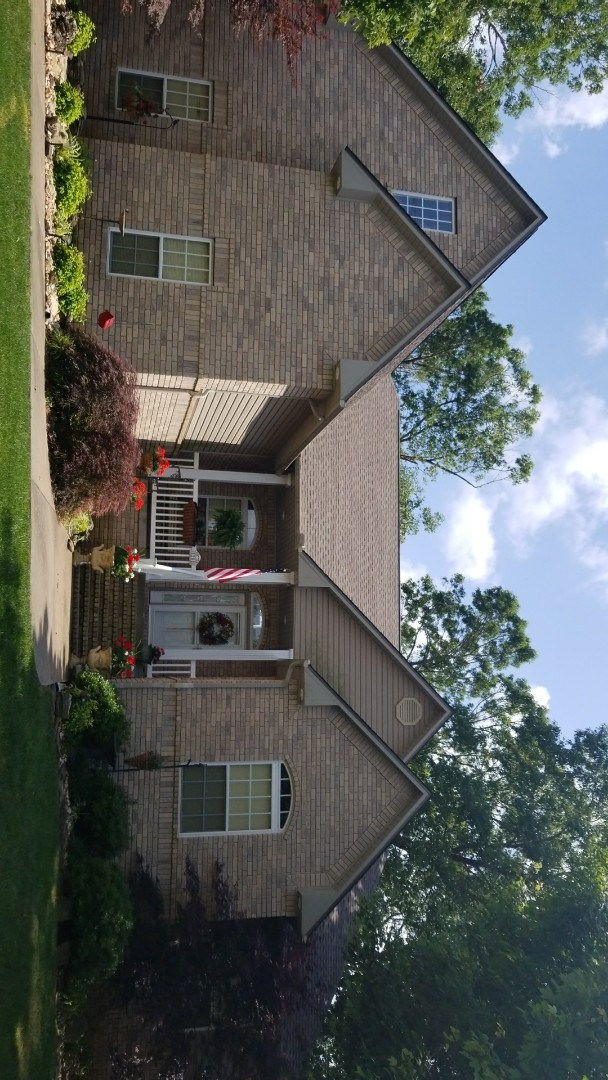 Holiday Island, AR - Replaced wind and hail damaged roof with new GAF Timberline