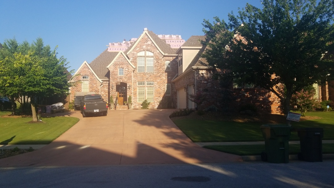 Rogers, AR - Dont Assume your Roof is Okay! Call Quality Assurance Roofing For your Free Hail Inspection! 479-239-5469