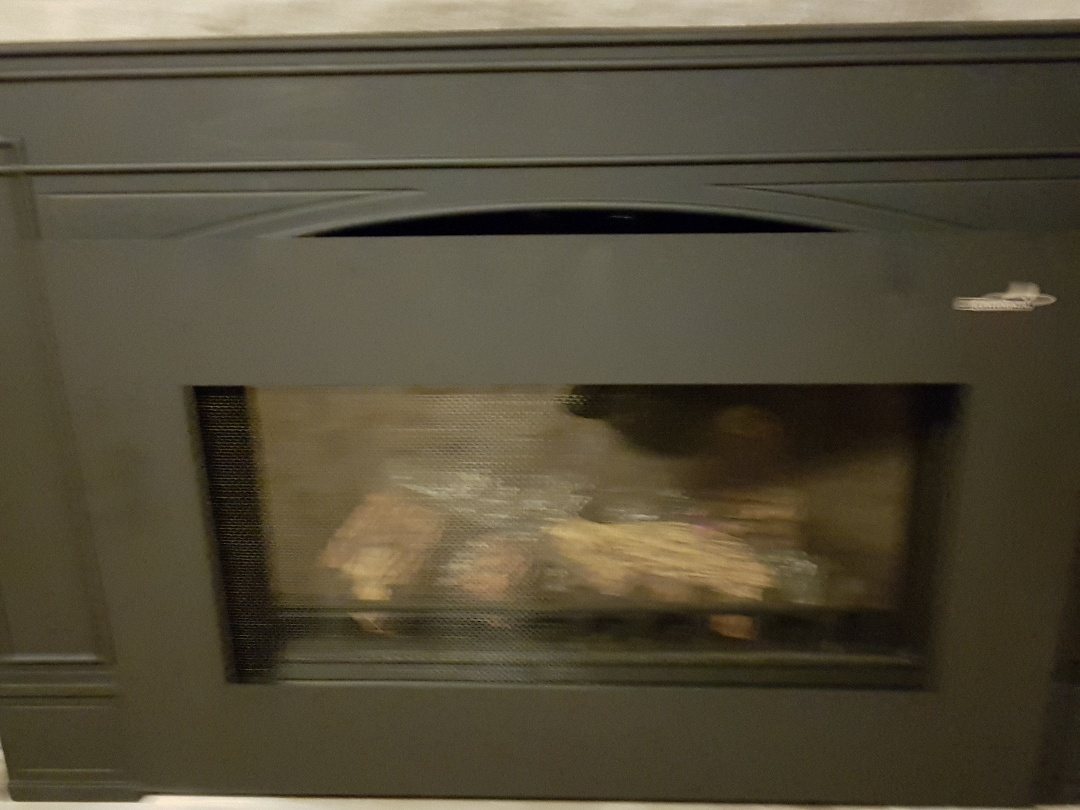 Scarborough, ON - Fireplace install