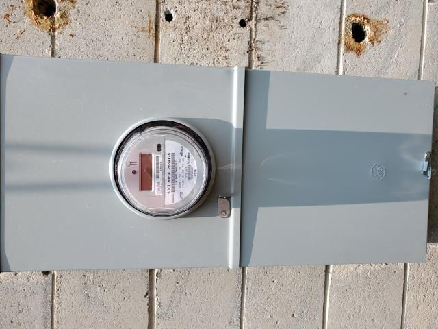 Atlanta, GA - Replaced badly burned electrical meter box, installed new AFCI and AFCI/GFCI breakers in electrical panel per code, installed new hardwired smoke detectors throughout house per code