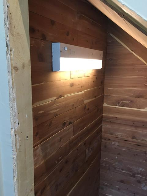 Grantville, GA - Installed new light fixtures, replaced receptacles and light switches and fixed non-working garage lights