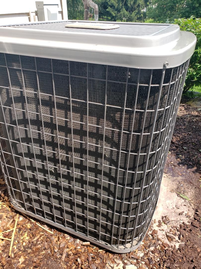 Brighton, MI - Annual furnace and air conditioning system maintenance.