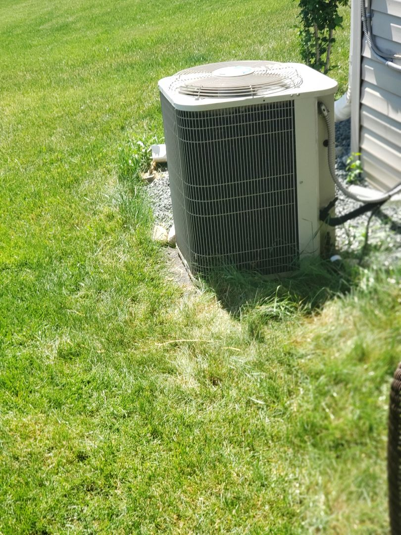 Howell, MI - Bryant air conditioning system