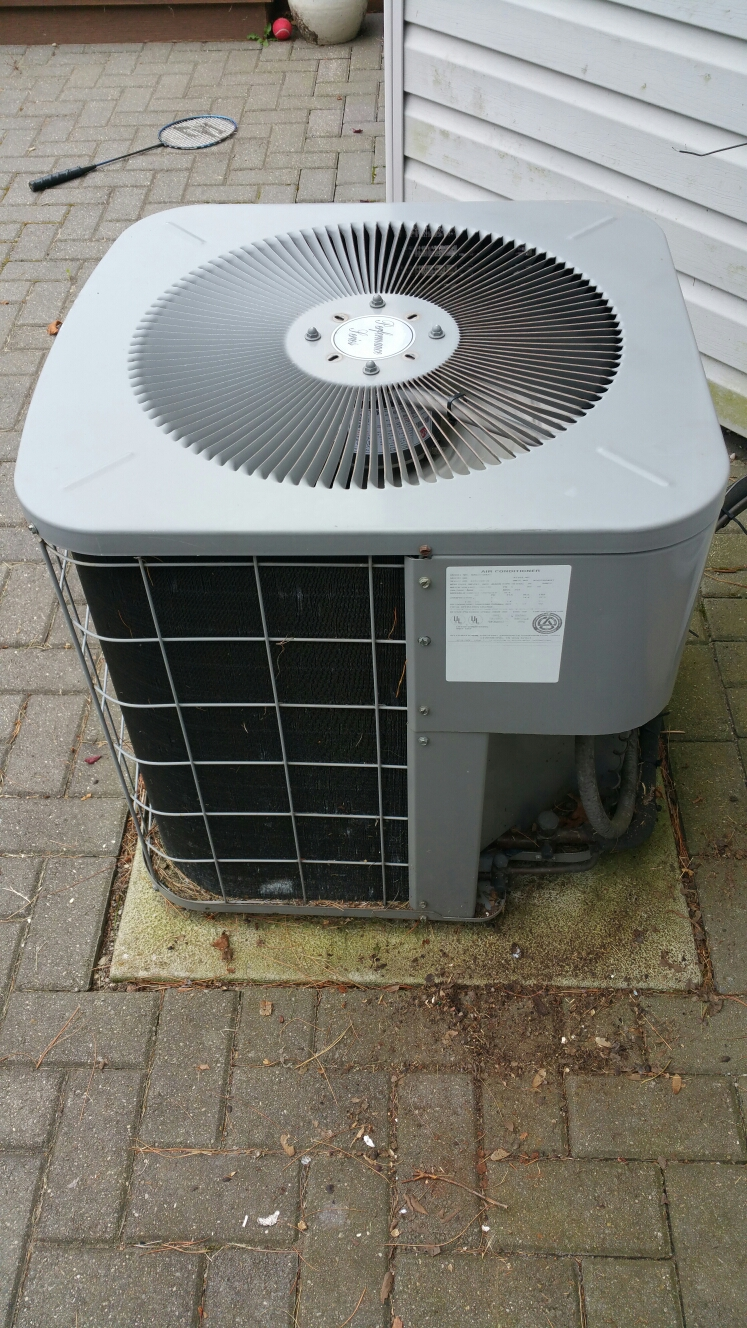 Whitmore Lake, MI - Replace condencer fan motor.