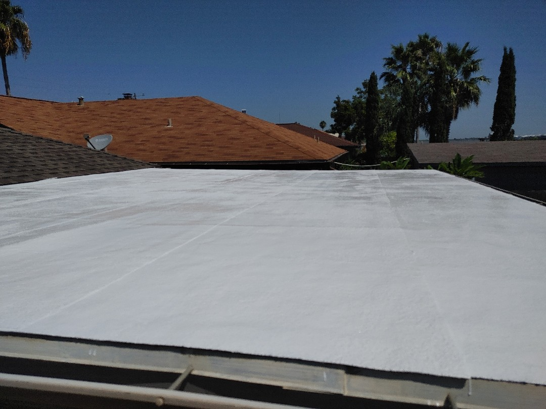 Texas City, TX - Flat roof repair and replacement