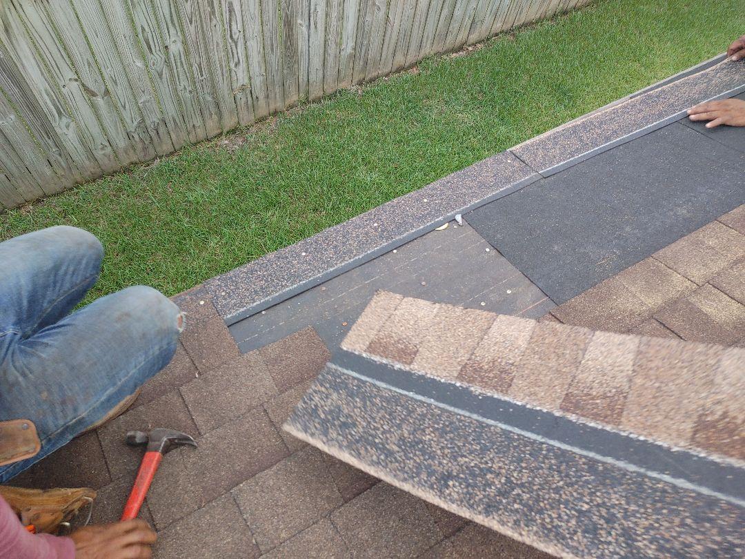 Orange, TX - Satellite dish removal