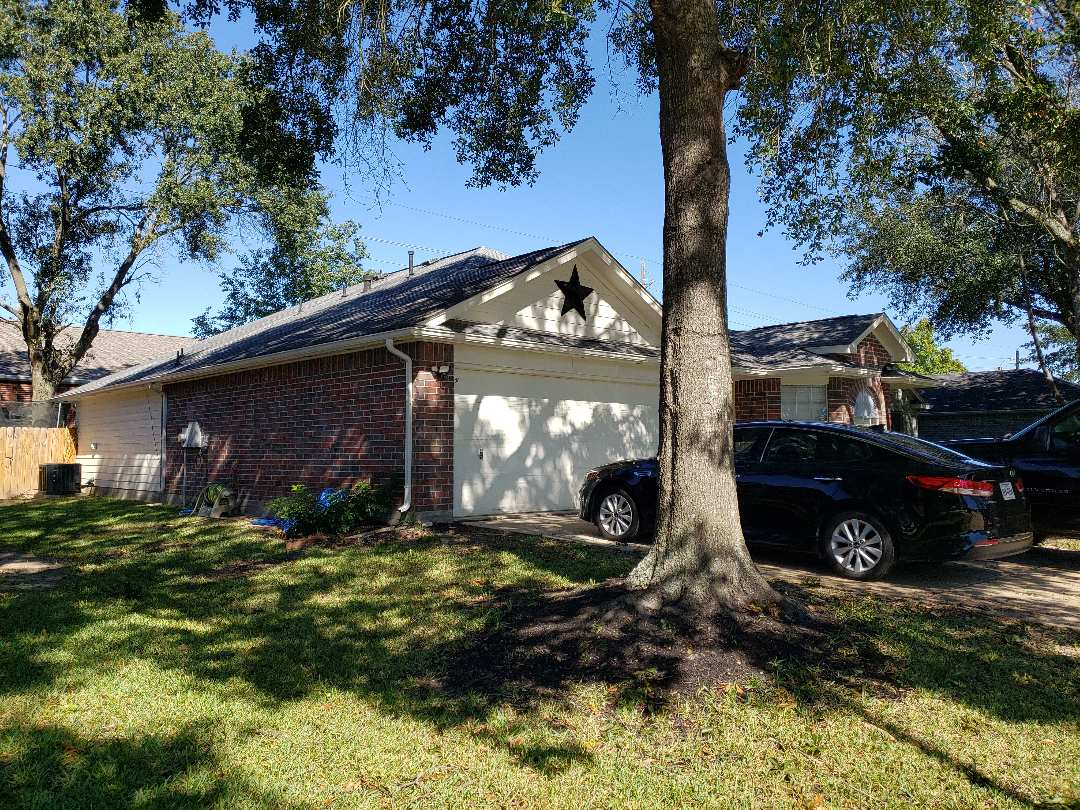 Tomball, TX - Roof inspection for storm damage