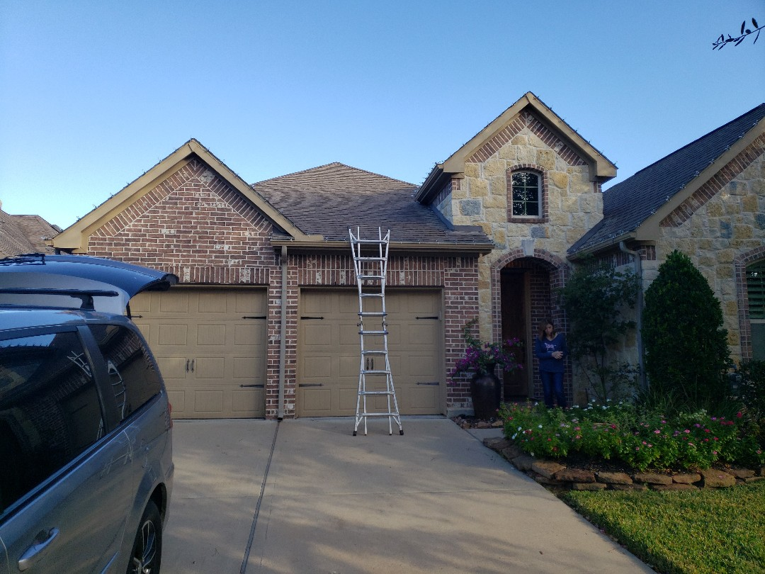 Tomball, TX - Roof inspection