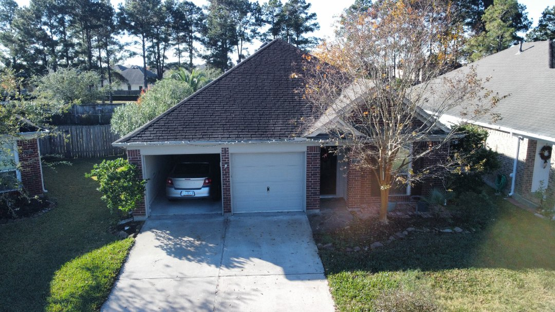 Tomball, TX - Inspection and estimate for repair in North point.