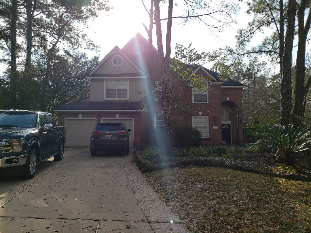 Spring, TX - Roof inspection
