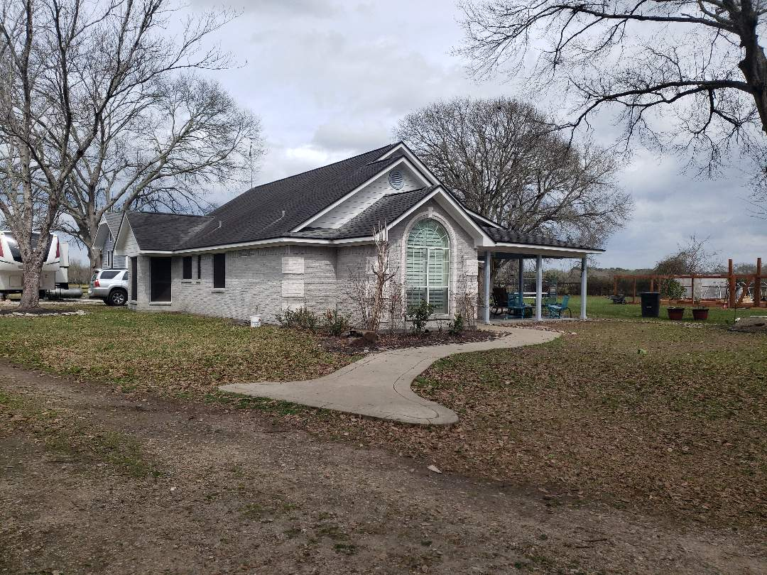 Magnolia, TX - Roof inspection
