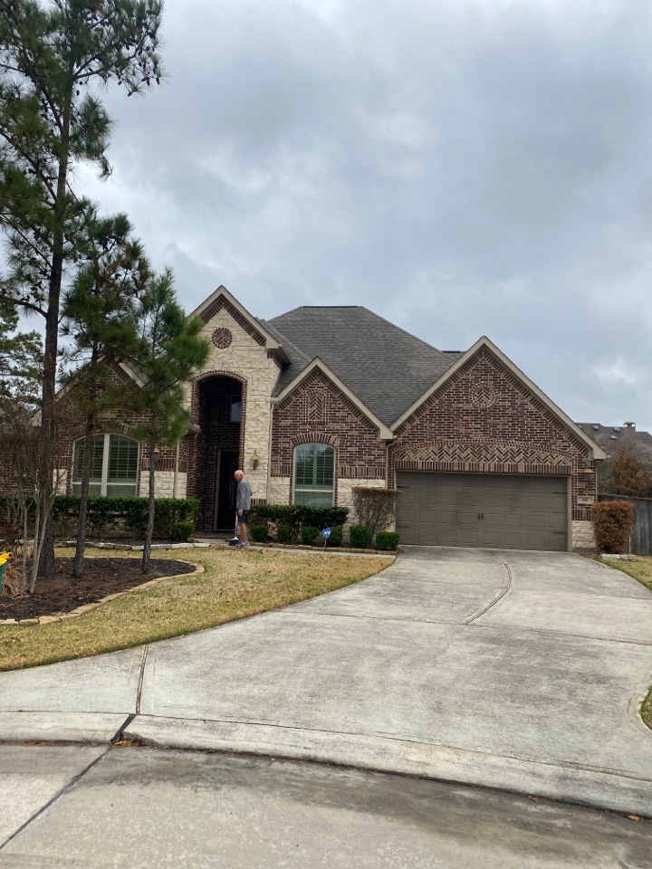 Montgomery, TX - Roof inspection and minor repairs