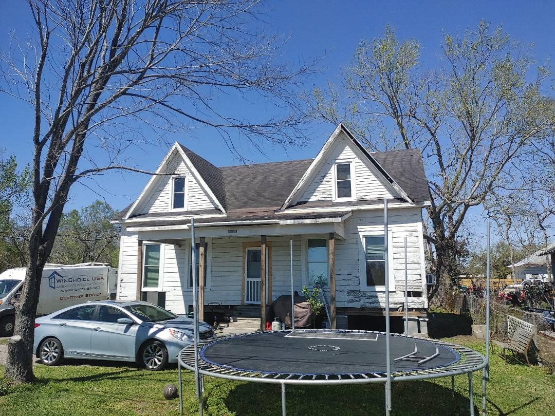 Orange, TX - Windstorm inspection Free estimate Roof replacement