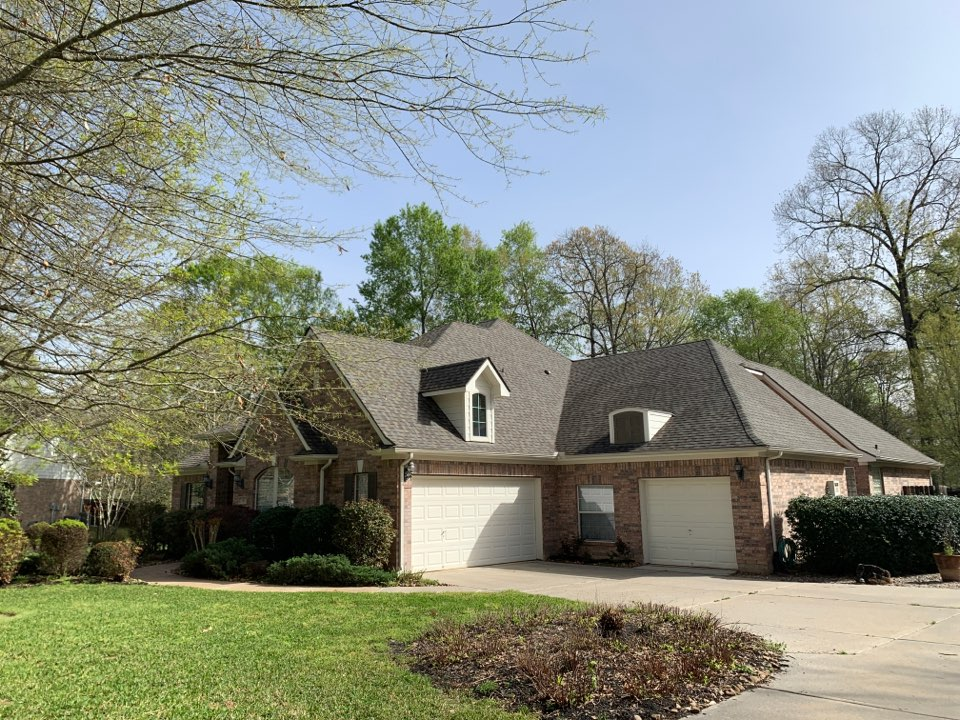 Conroe, TX - Free inspection for storm damage