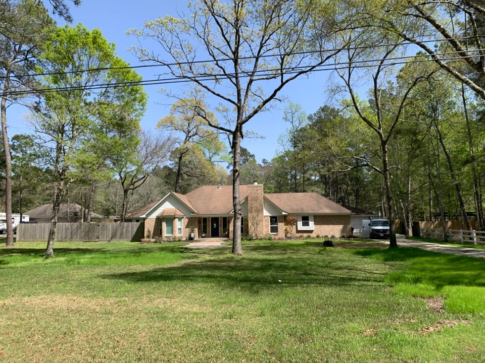 Conroe, TX - Free roof replacement estimate