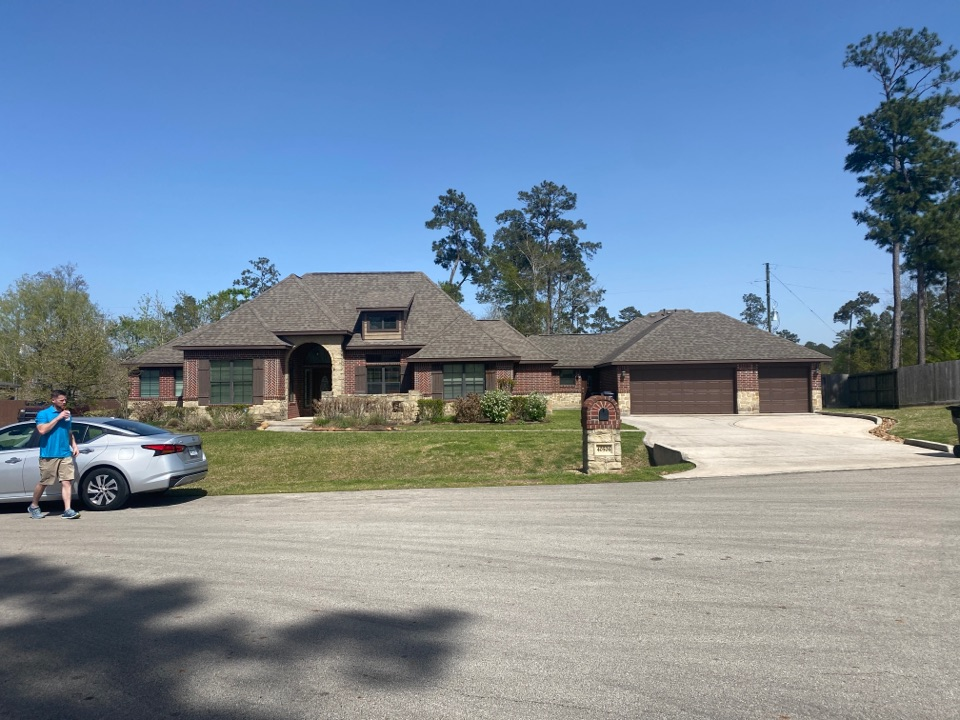 Magnolia, TX - Roof inspection! Hail damage, wind damage we can help. Redemption roofing is here to help with free inspections, estimates and any roofing needs!