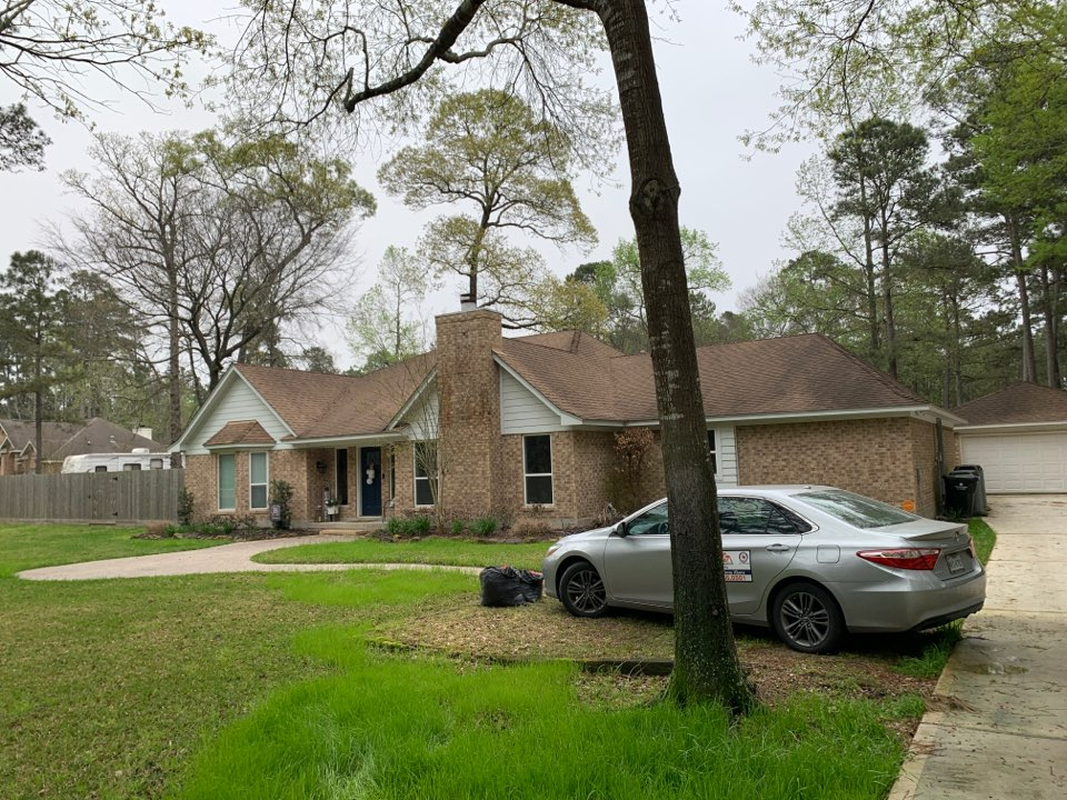 Conroe, TX - Getting free replacement estimate together