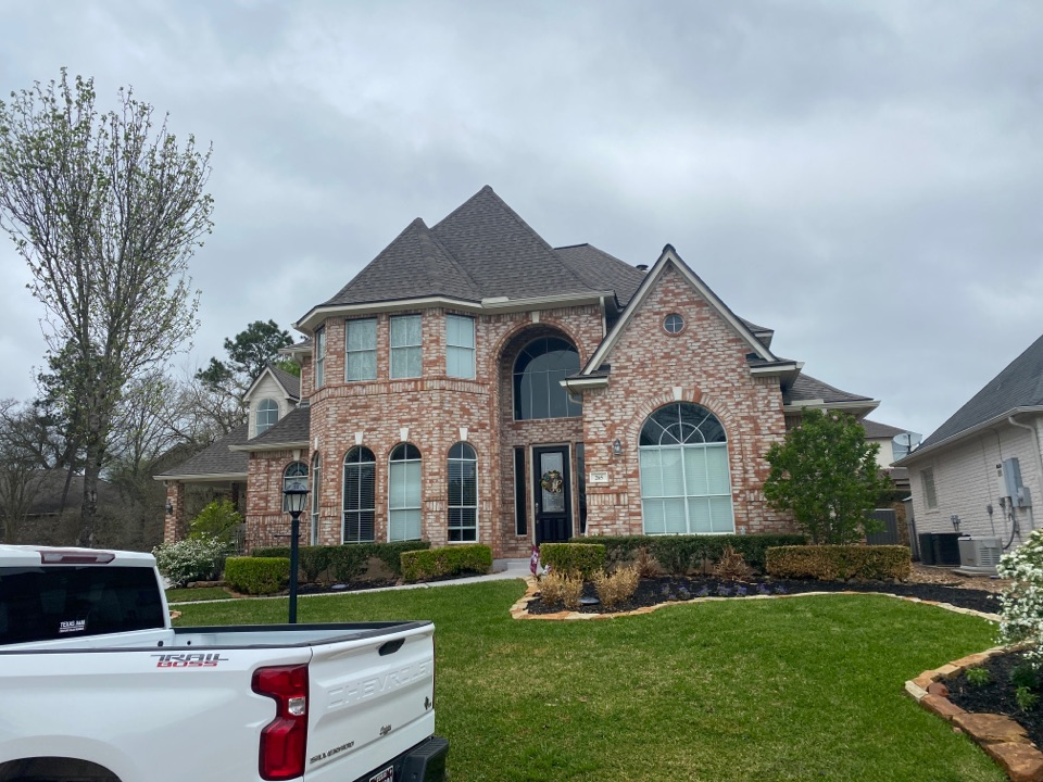 Montgomery, TX - Roof inspection! Hail damage, wind damage we can help. Redemption roofing is here to help with free inspections, estimates and any roofing needs!