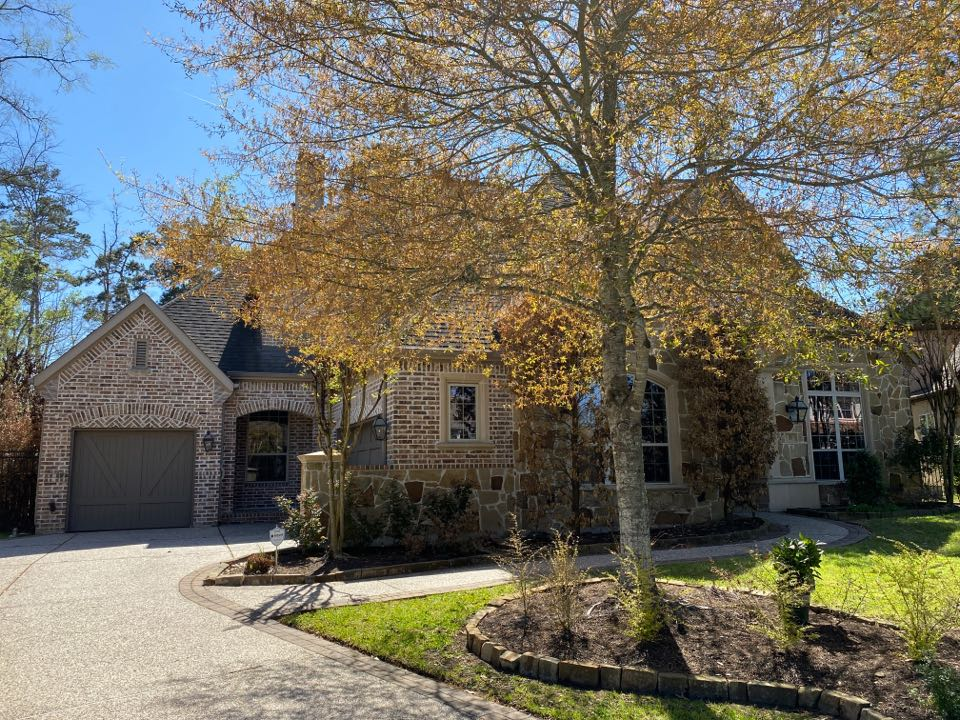 The Woodlands, TX - Free roof inspection for hail damage