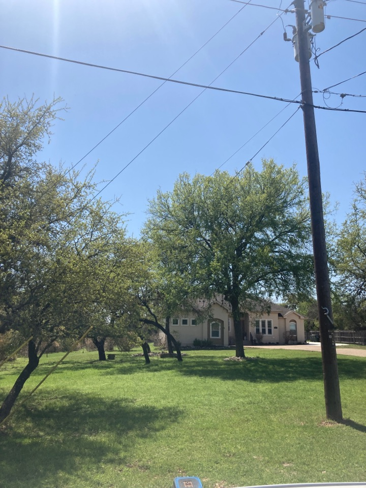 San Marcos, TX - Roof with hail damage. Free roof inspection. Free roof replacement estimate.